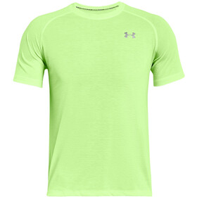Under Armour Streaker Short Sleeve Shirt Men, summer lime-summer lime